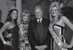 Angel Ball attracts pageant winners