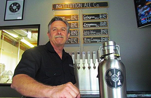 Institution Ale Company Wins First Brew Competition at Casa Pacifica Festival