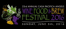 Casa Pacifica Angels Wine, Food & Brew Festival