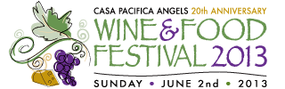 Casa Pacifica 20th Annual Wine & Food Festival