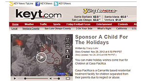 Sponsor A Child For The Holidays