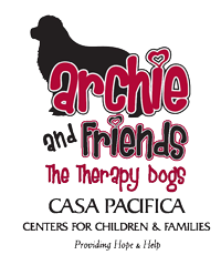 Archie and Friends Therapy Dogs