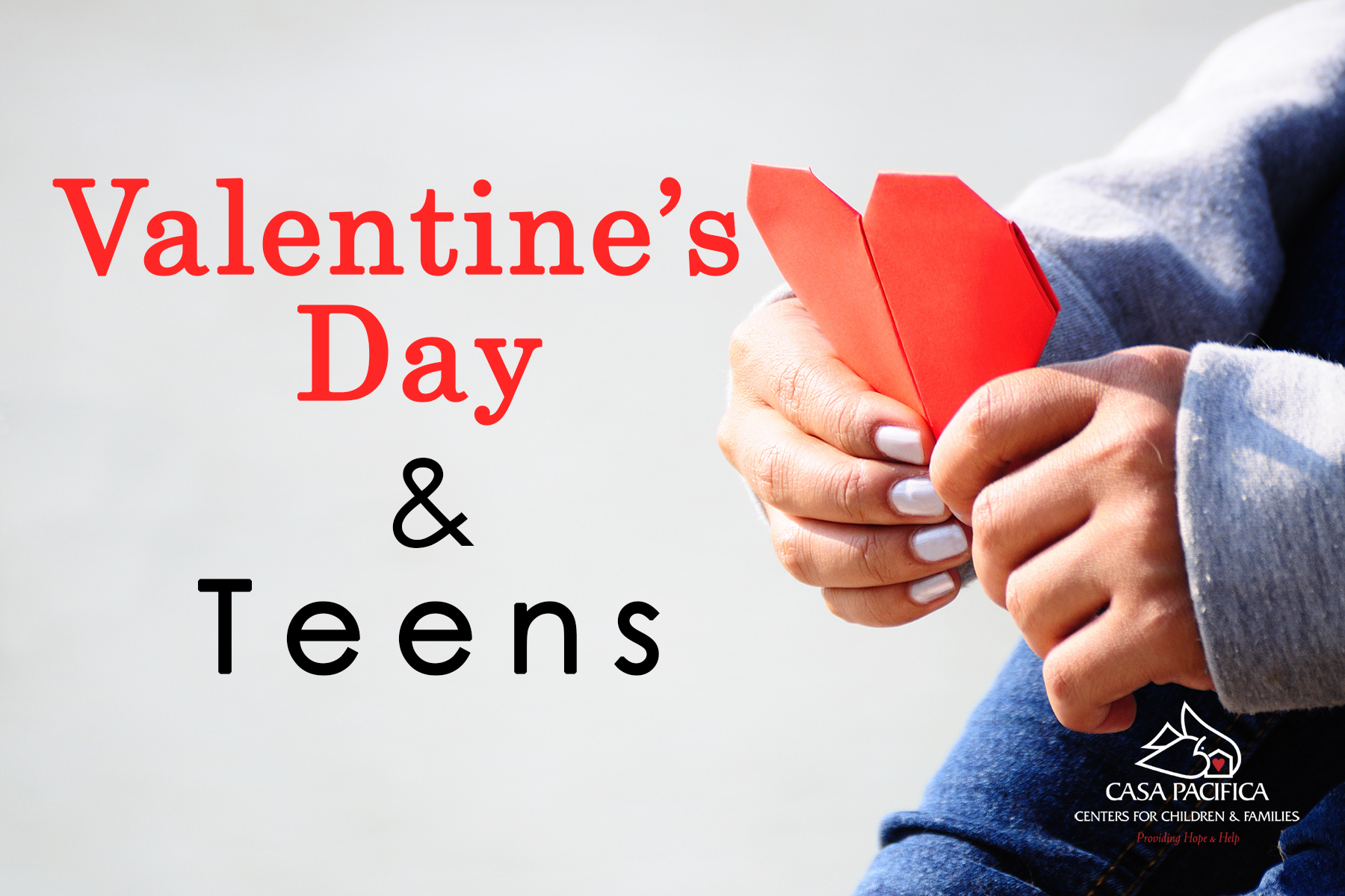 Valentine's Day & Teens