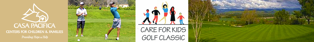 Care For Kids Golf Tournament Registration