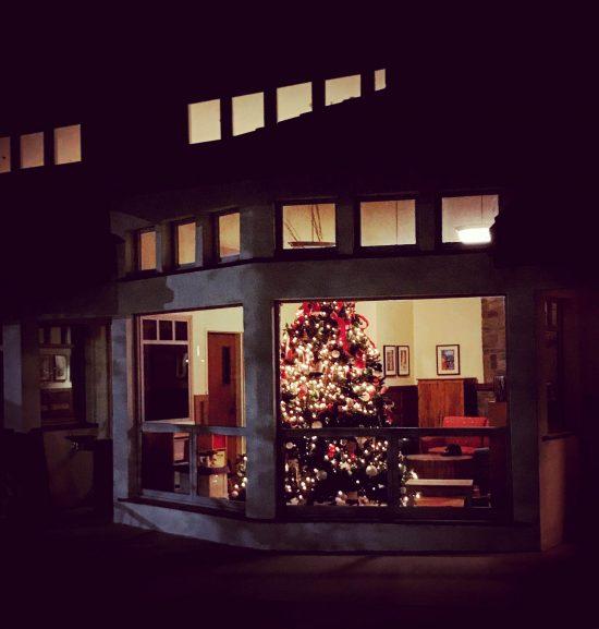 Casa Pacifica Christmas Tree