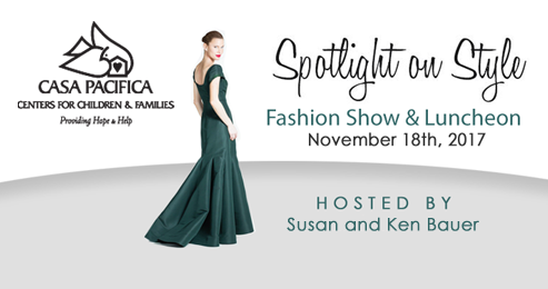 Spotlight On Style Fashion Show and Luncheon