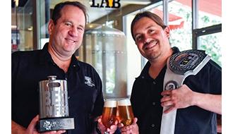 Tavern offers inventive twist best in fest