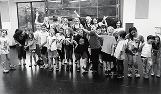 Dance studio offers free hip-hop classes for special kids