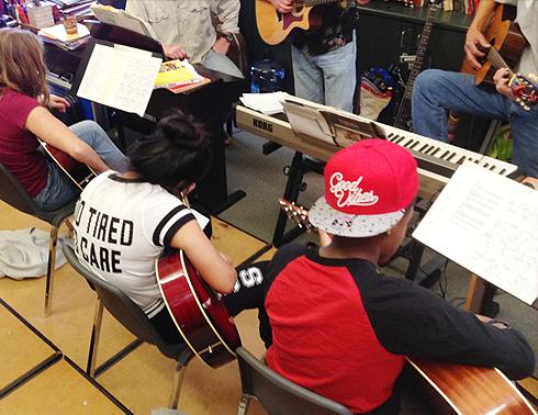 Casa Pacifica Music Program