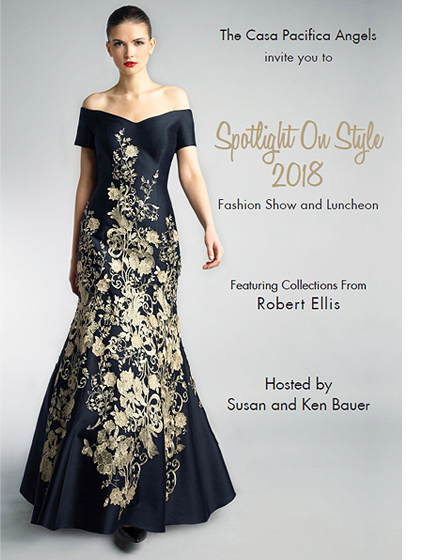 Casa Pacifica November  Luncheon Fashion Show
