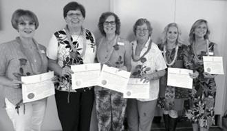Teachers join professional society
