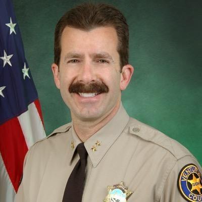Asst. Sheriff Bill Ayub