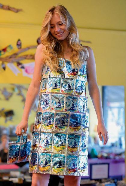 Lia Robbins - Glitter, Glue, Sparkle Fashion Show