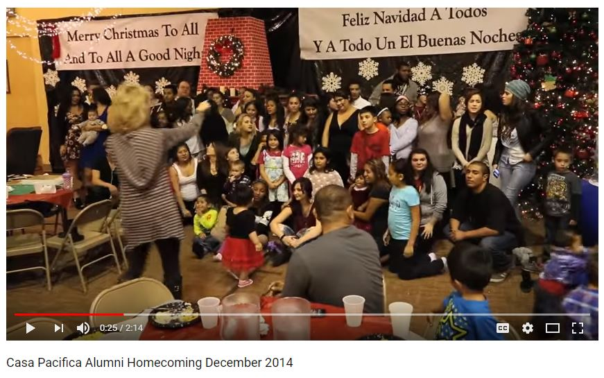 Casa Pacifica Alumni Homecoming