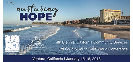 Nurturing Hope Conference 2018 Casa Pacifica