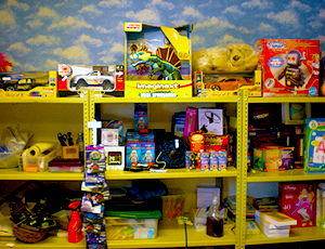 Casa Pacifica Cloud 9 Student Store